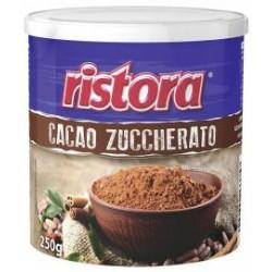 Ristora cacao zuccherato - gr.250