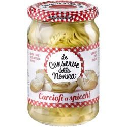 Le conserve della Nonna carciofi a spicchi - gr.270