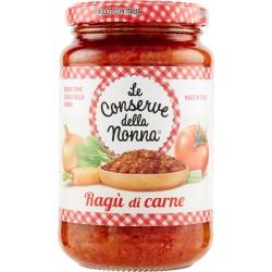 Le conserve della Nonna ragù di carne - gr.350