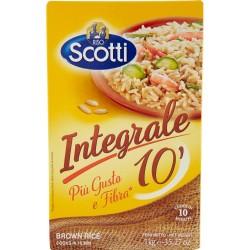 Scotti riso integrale 10' - kg.1
