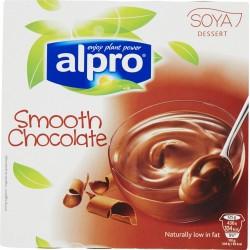 Alpro budino soia cioccolato - gr.125 x4