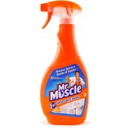 Mister muscle ingienizzante bagno ml.500