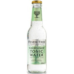 Fever tree tonica elderflower cl.20