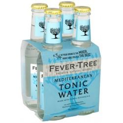 Fever tree tonica mediterranean cl.20x4