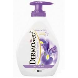 Dermomed sapone liquido talco/iris - ml.300