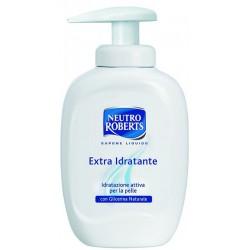 Neutro Roberts idratante glicerina naturale Sapone Liquido Dermotestato 300 ml.