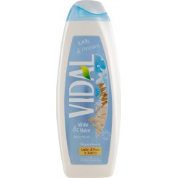 Vidal bagno milk&cream - ml.500