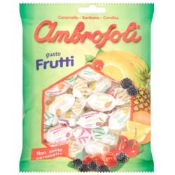 Ambrosoli caramelle frutti - gr.150