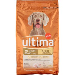 Ultima affinity dog adult pollo riso kg1,5