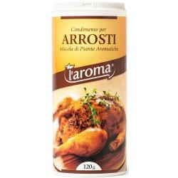 L'Aroma condimento per arrosti barattolo gr.120