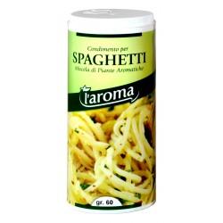 L'Aroma condimento per spaghetti barattolo gr.70