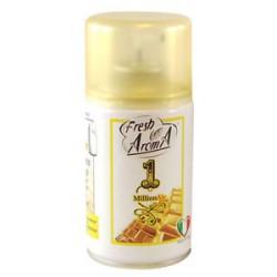 Fresh aroma deo ricarica millionair - ml.250