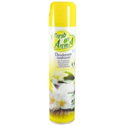Fresh aroma deo spray gelsomino - ml.300