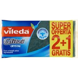 Vileda Glitzi Crystal super offerta 2 + 1 gratis