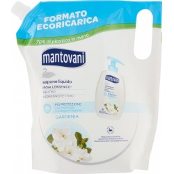 Mantovani sapone liquido ricarica classico ml.750