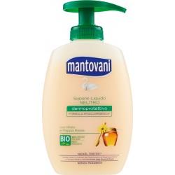 Mantovani sapone liquido bio miele - ml. 300