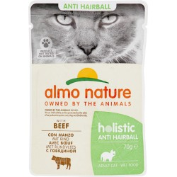 Almo nature gatto anti hairball man.gr70
