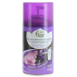 Air flor deo matic ricarica lavanda - ml.250