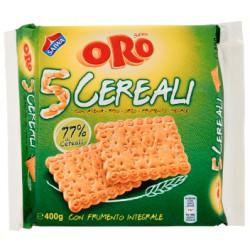 Saiwa oro 5 cereali - gr.400