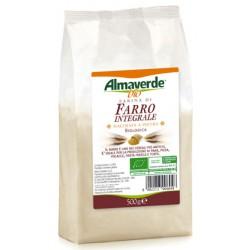 Spadoni farina di farro almaverde bio gr500