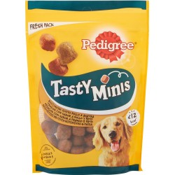 Pedigree tasty bites - gr.130 chewy