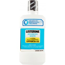 Listerine colluttorio natural white - ml. 500