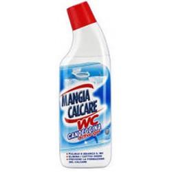 Mangia calcare wc candeggina action gel - ml.750