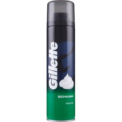 Gillette schiuma mentolo - ml.300