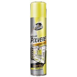 Pulisvelt acchiappa polvere limone ml300