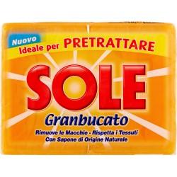 Sole sapone bucato giallo - gr.250 x2