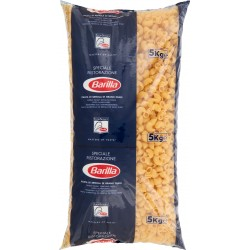 Barilla pasta pipe rigate n.91 - kg.5