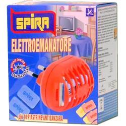 Spira elettroemanatore +10 piastrine