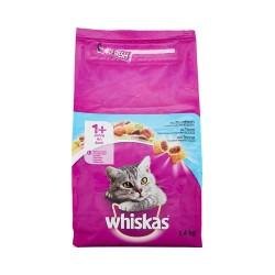 Whiskas crocchette adult 1+ tonno - kg. 1,4