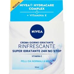 Nivea visage crema giorno idratante rinfrescante ml.50