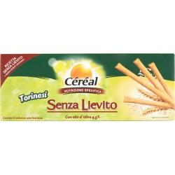 Céréal Nutrizione Specifica grissini torinesi Senza Lievito grissini gr.200