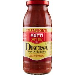 Mutti salsa decisa bottiglia - gr.300