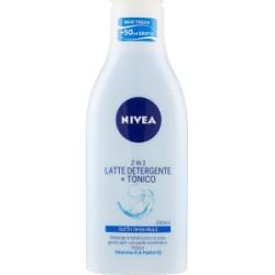 Nivea visage latte detergente+tonico - ml.250