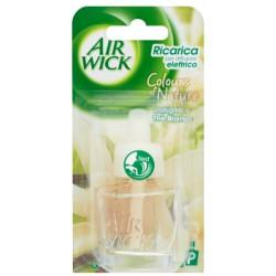 Air wick diffusore attivo ricarica vaniglia