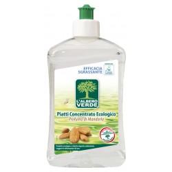L'albero verde piatti concentrato mandorla ml.500