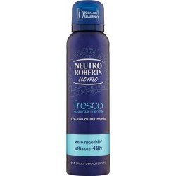 Neutro Roberts uomo fresco essenza marina Deo Spray 150 ml.