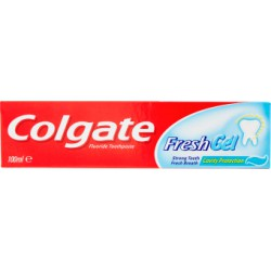 Colgate dentifricio fresh gel - ml.100