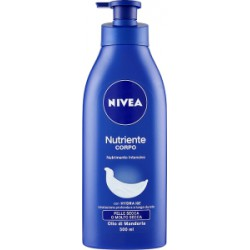 Nivea body nutriente blu - ml.500