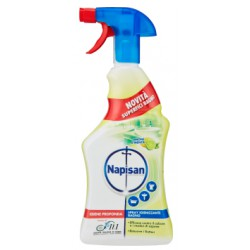 Napisan spray bagno limone e menta - ml.750