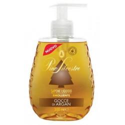 Pino silvestre sapone liquido emolliente argan - ml.300