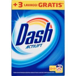 Dash det. regolare 22+3 mis. - kg.1,625