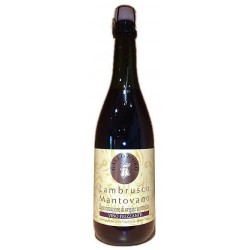 Virgili gallo d'oro lambrusco mantovano cl.75