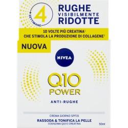 Nivea Q10 Power Anti Rughe Crema Giorno SPF15 50 ml.