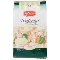 Cabrioni wafer vaniglia - gr.400