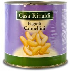 Casa rinaldi fagioli cannellini - kg.2,6