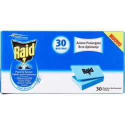 Raid piastrine inodore ric. x30